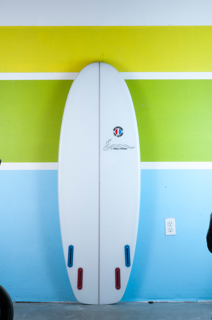 A39SURFBOARDS | 346 (Fun Short Board)