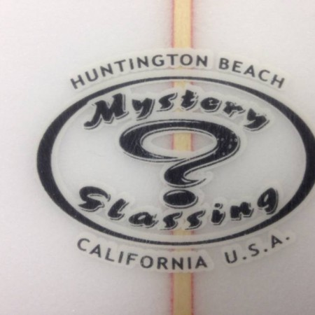 Mystery Glassing (Chuck Dent Factory)