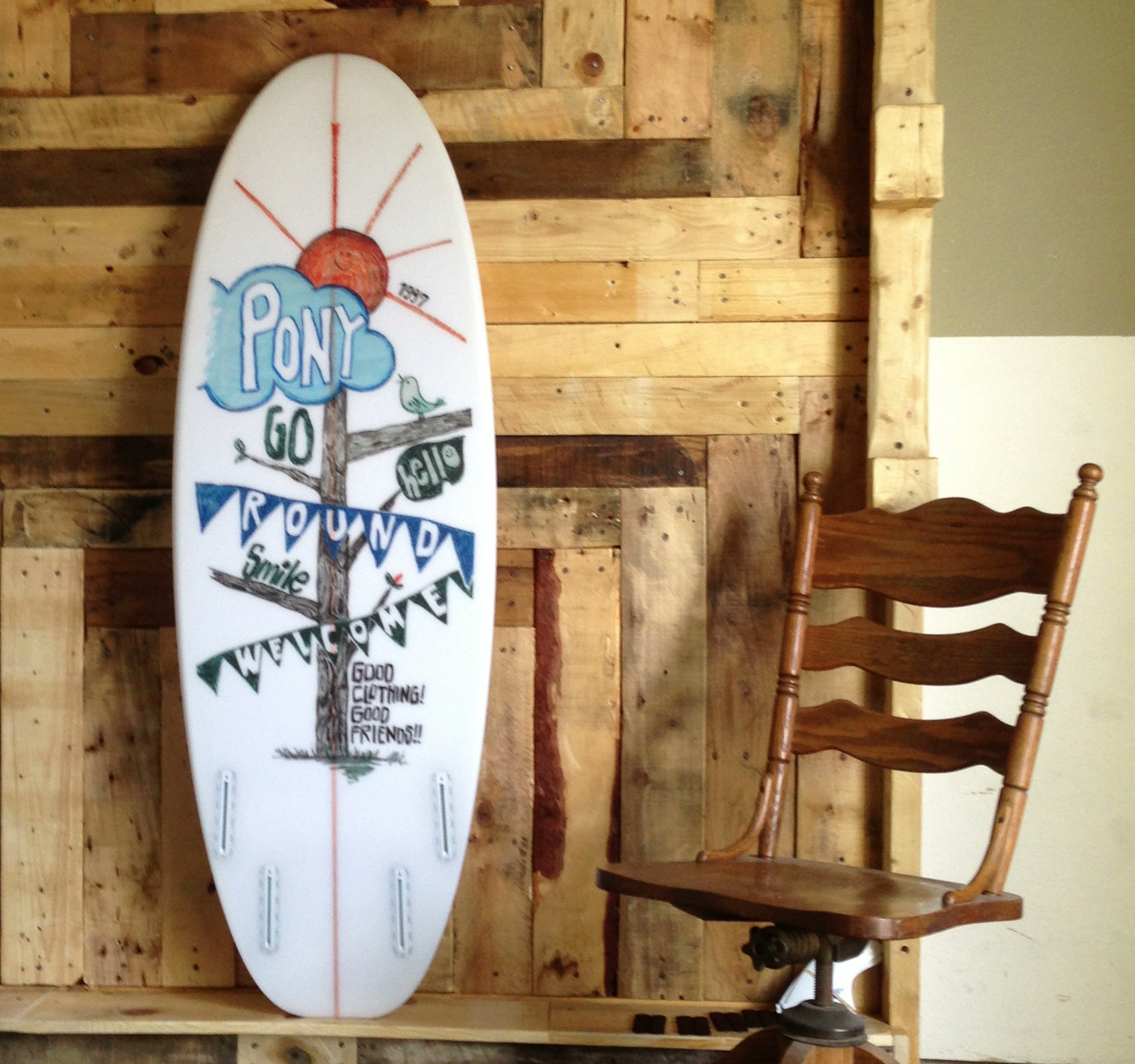 A39SURFBOARDS | My First Surfboard